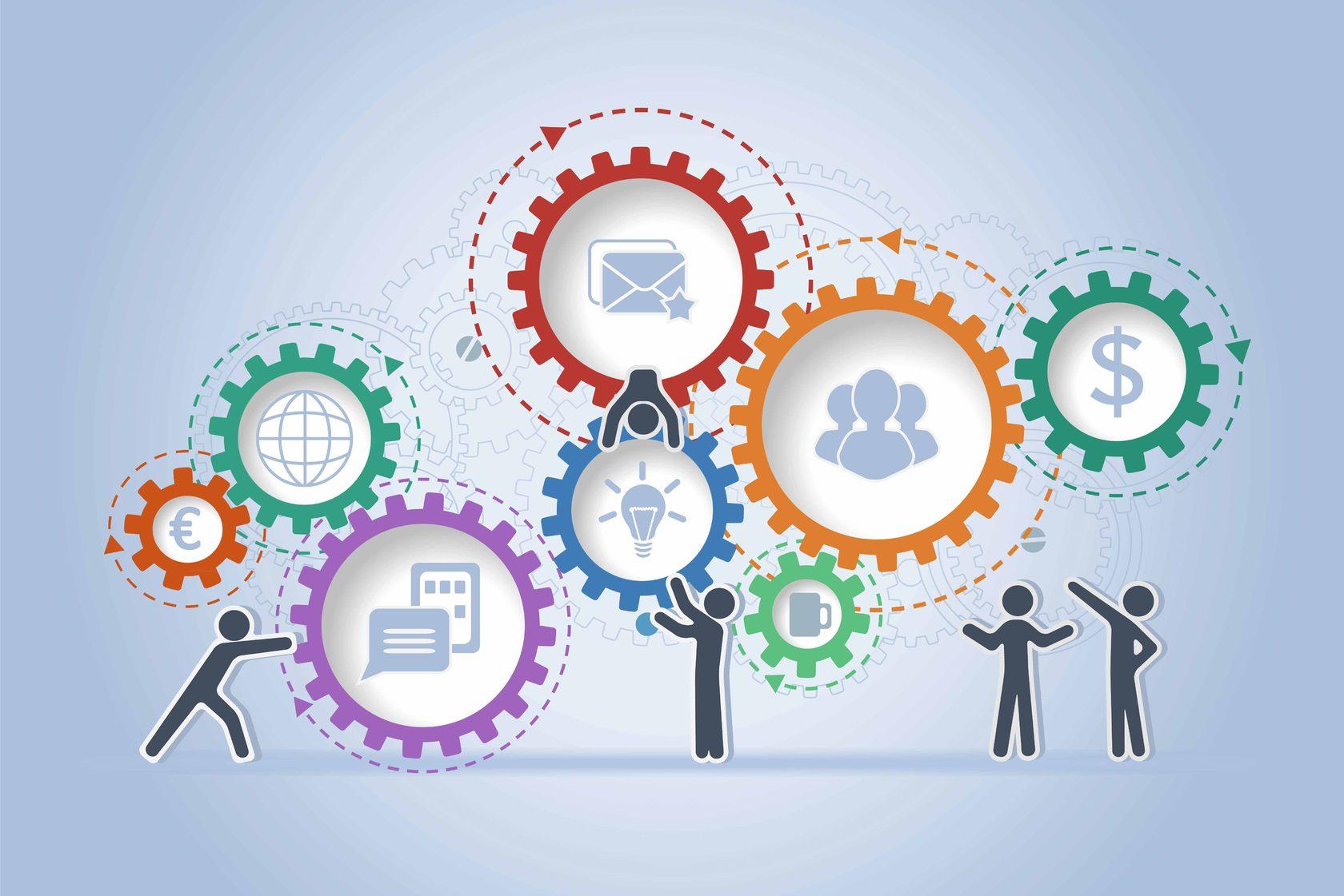 оптимизация рабочего процесса
