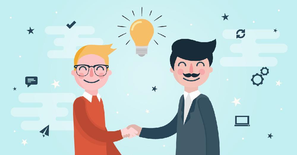 налаживание контакта с клиентами